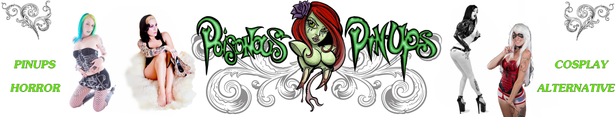 Poisonous Pinups Magazine